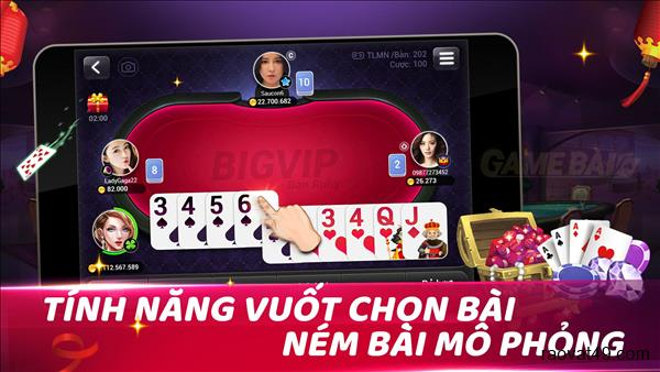 choi bai online doi thuong